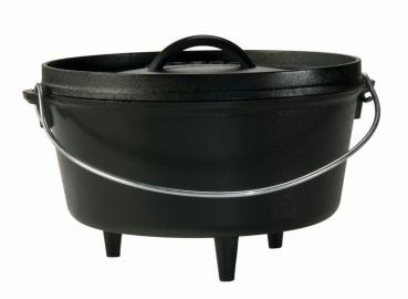 Logde Camp Dutch Oven (tief), 4,7 Liter